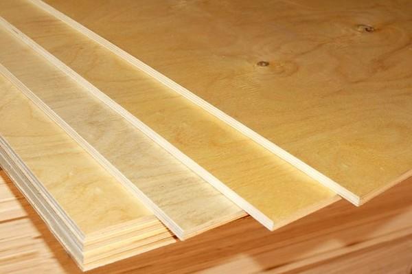 Толщина и размеры листа фанеры цены разновидности и применение