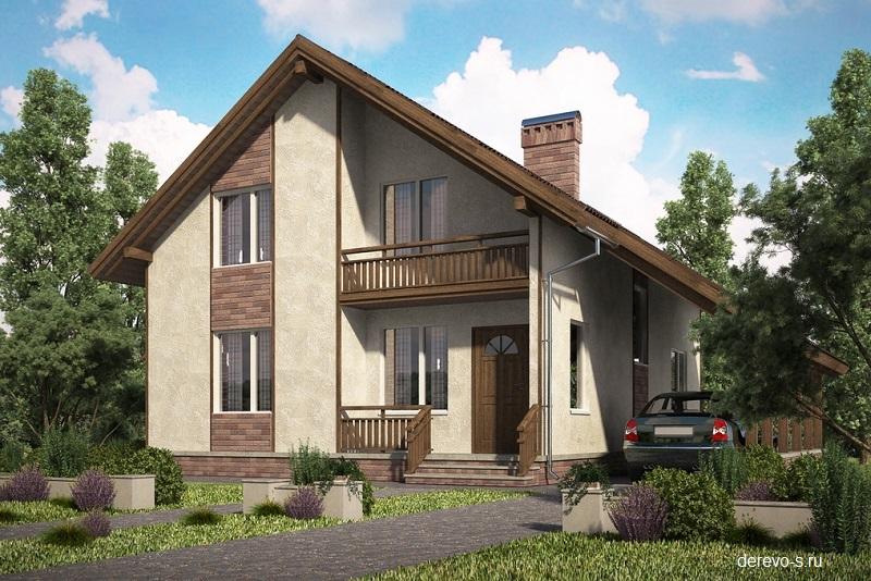 Как построить дом из СИП-панелей?