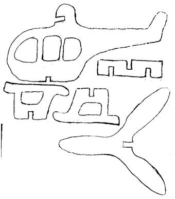 Простые поделки из фанеры лобзиком чертежи