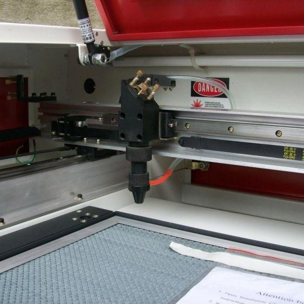 Как работать на лазерном станке