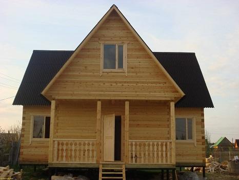 Какой дом лучше и дешевле: каркасный или брусовой? Сравниваем популярные технологии строительства