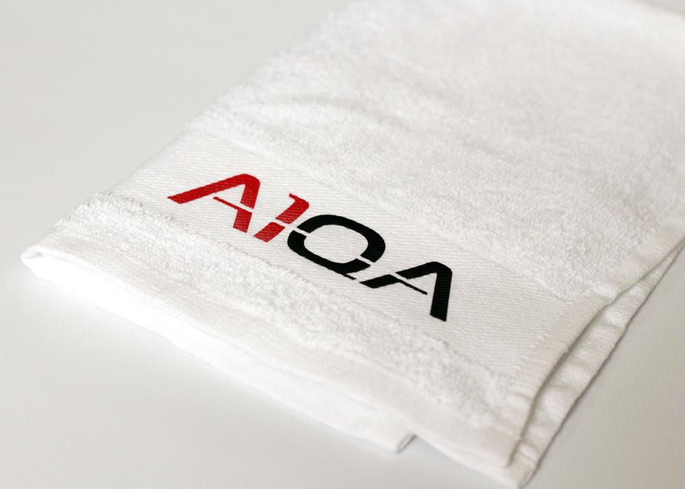 шелкография полотенца