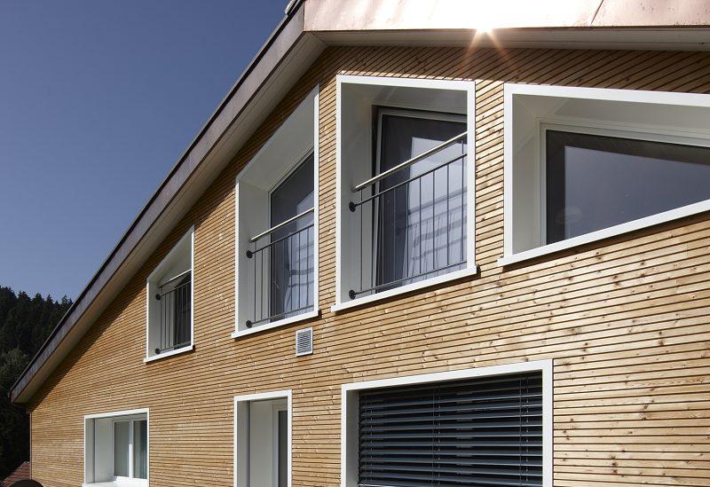 Идеальный фасад дома из дерева — идеи, варианты, преимущества