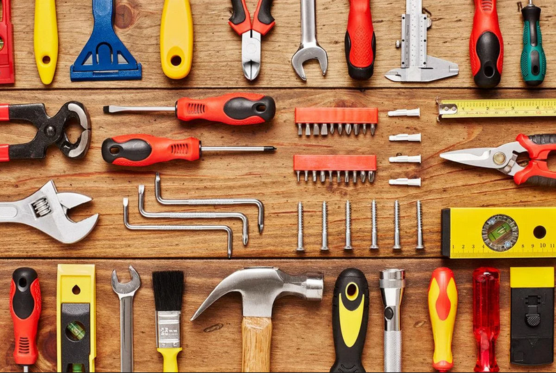 Полезные советы. Необходимый запас инструментов для дома