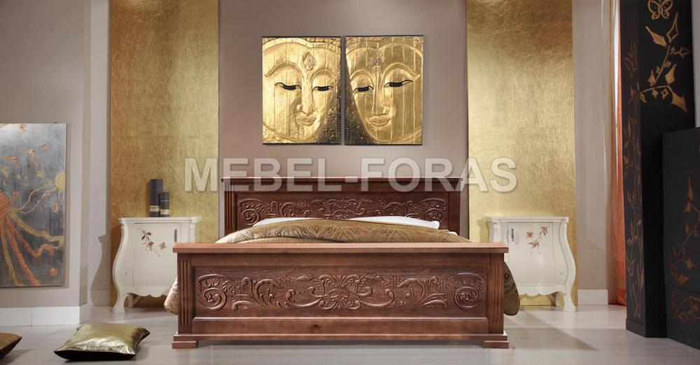 Варианты резной мебели: ее особенности и преимущества