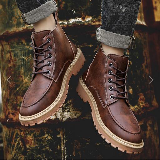 5 модных моделей мужской обуви для зимы